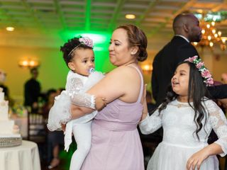 Kevon and Esmeilin's Wedding in Lodi, New Jersey 40