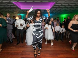 Kevon and Esmeilin's Wedding in Lodi, New Jersey 42