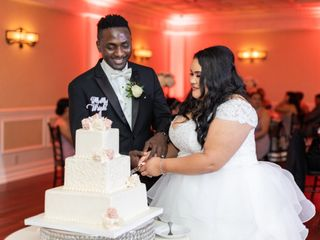 Kevon and Esmeilin's Wedding in Lodi, New Jersey 43