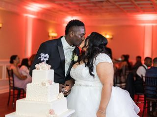 Kevon and Esmeilin's Wedding in Lodi, New Jersey 44