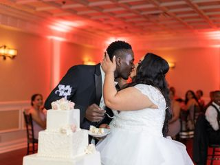 Kevon and Esmeilin's Wedding in Lodi, New Jersey 45