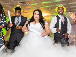 Kevon and Esmeilin's Wedding in Lodi, New Jersey 52