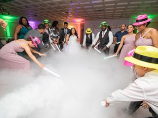 Kevon and Esmeilin's Wedding in Lodi, New Jersey 53