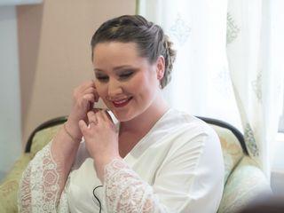 The wedding of Annylin and Elias 1