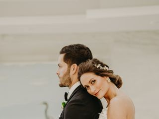 The wedding of Gadiel and Andrea 2