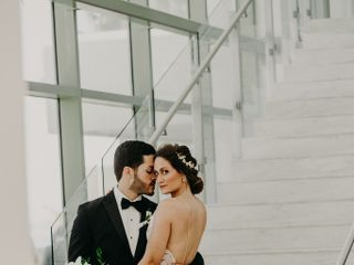 The wedding of Gadiel and Andrea 3