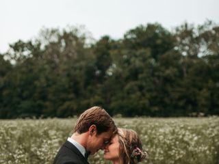 The wedding of Rachael and Joey 1