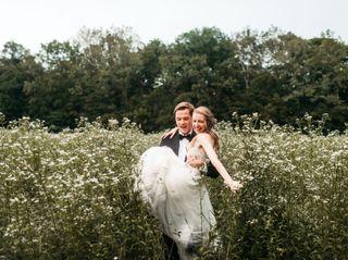 The wedding of Rachael and Joey 3