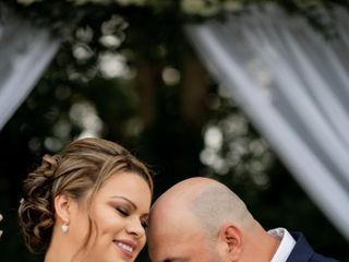 The wedding of Alejandra and Luis 3