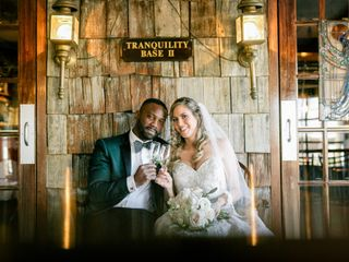 The wedding of Tami and Jimmy