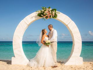 The wedding of Jillian and Sean
