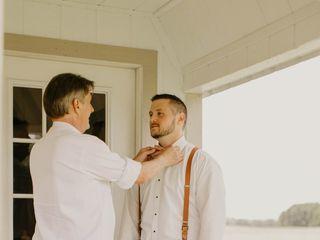 The wedding of Alex and Randi 1