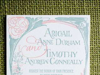 The wedding of Timothy and Abigail 2