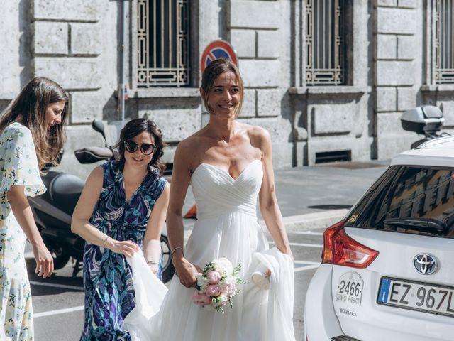 Mario and Silvia's Wedding in Milan, Italy 5