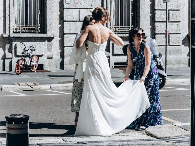 Mario and Silvia's Wedding in Milan, Italy 6