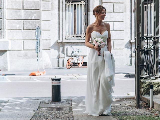 Mario and Silvia's Wedding in Milan, Italy 7