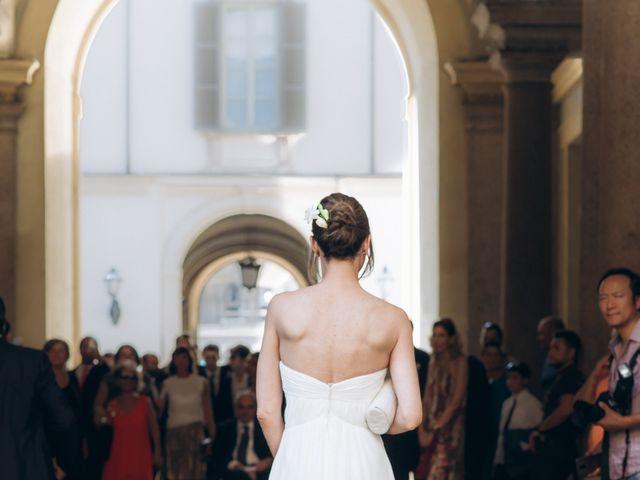 Mario and Silvia's Wedding in Milan, Italy 8