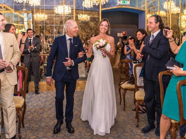 Mario and Silvia's Wedding in Milan, Italy 14