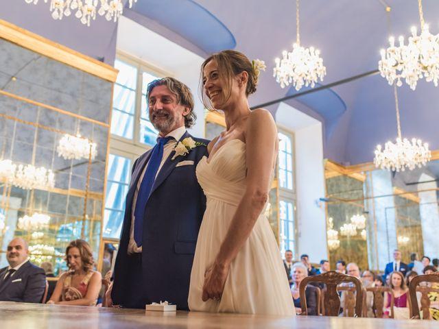Mario and Silvia's Wedding in Milan, Italy 16
