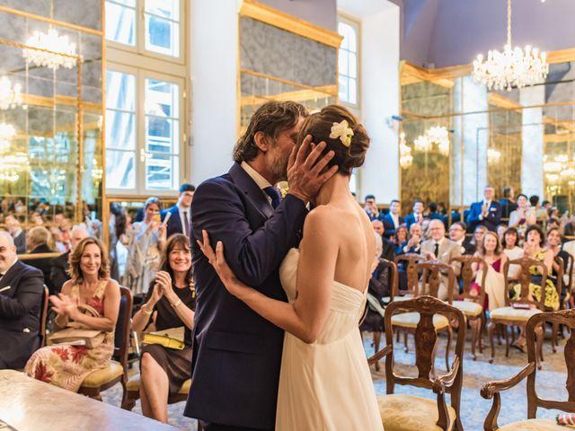 Mario and Silvia's Wedding in Milan, Italy 17