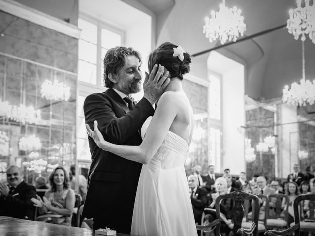 Mario and Silvia's Wedding in Milan, Italy 1