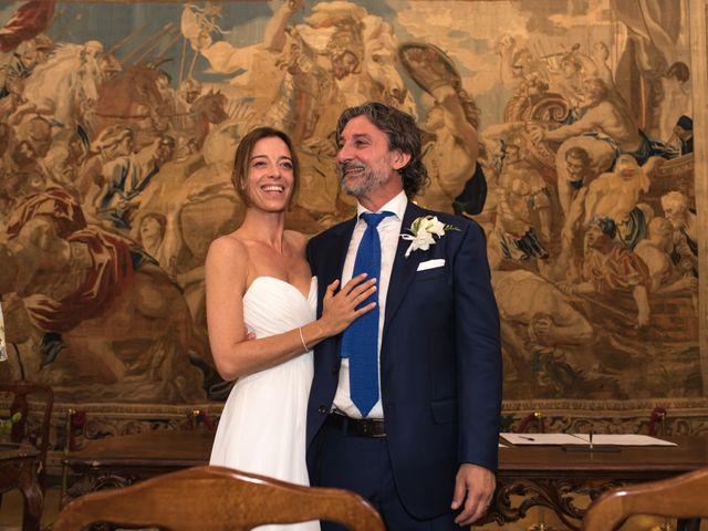 Mario and Silvia's Wedding in Milan, Italy 22