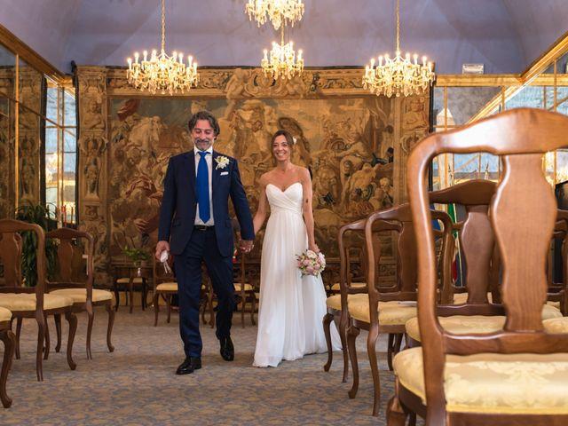 Mario and Silvia's Wedding in Milan, Italy 24