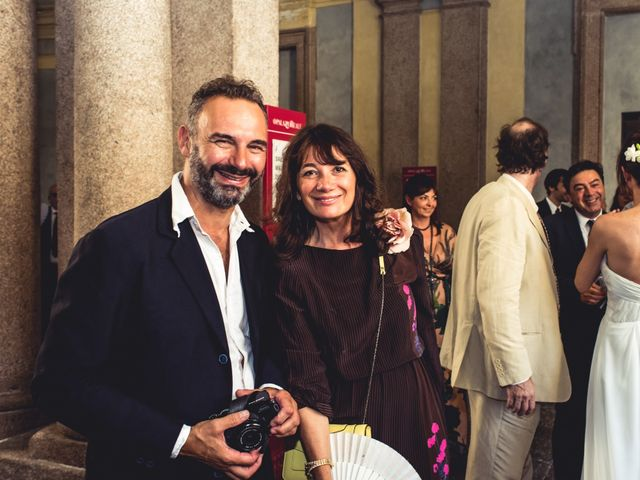 Mario and Silvia's Wedding in Milan, Italy 27