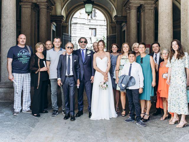Mario and Silvia's Wedding in Milan, Italy 28