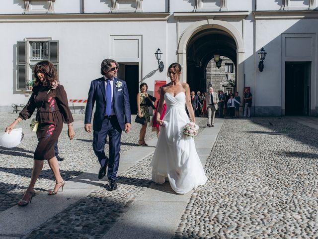 Mario and Silvia's Wedding in Milan, Italy 30