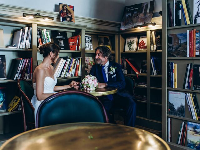 Mario and Silvia's Wedding in Milan, Italy 32