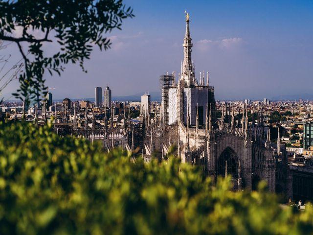 Mario and Silvia's Wedding in Milan, Italy 57