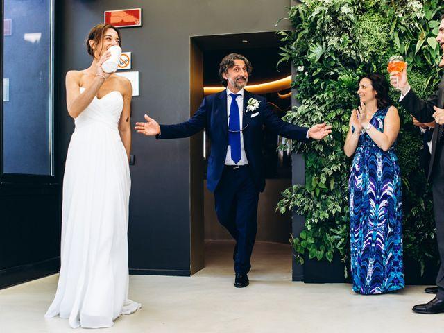 Mario and Silvia's Wedding in Milan, Italy 61