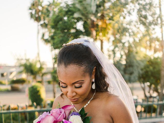 Nicholas and Michelle's Wedding in Long Beach, California 5