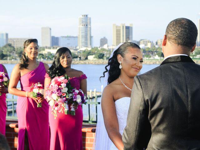 Nicholas and Michelle's Wedding in Long Beach, California 6