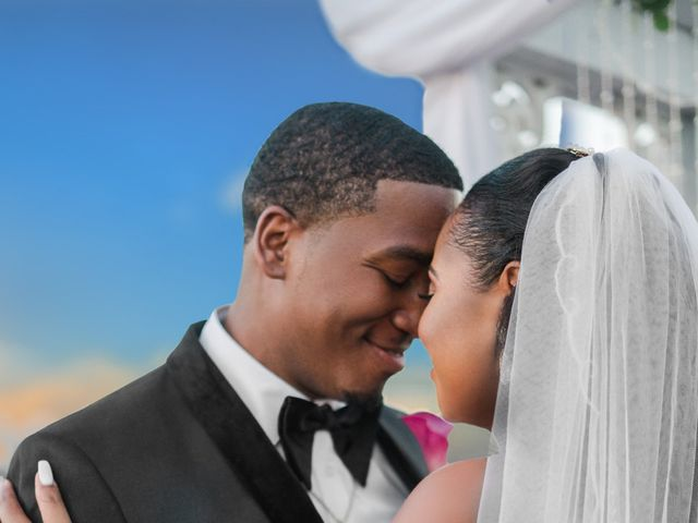 Nicholas and Michelle's Wedding in Long Beach, California 9