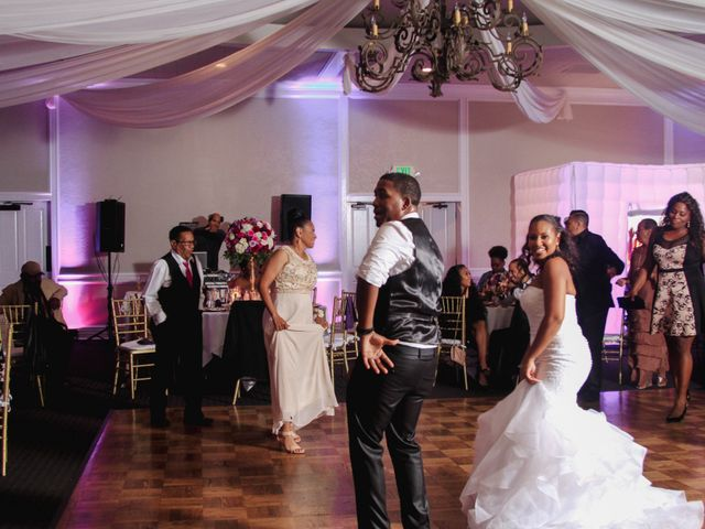 Nicholas and Michelle's Wedding in Long Beach, California 18