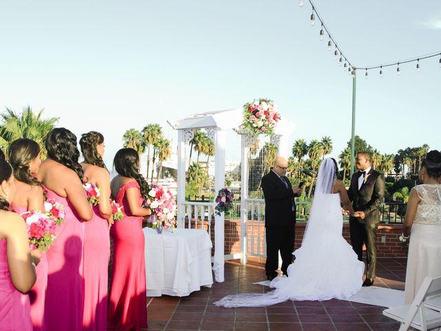 Nicholas and Michelle's Wedding in Long Beach, California 8