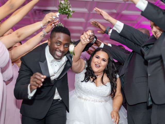 Kevon and Esmeilin's Wedding in Lodi, New Jersey 2
