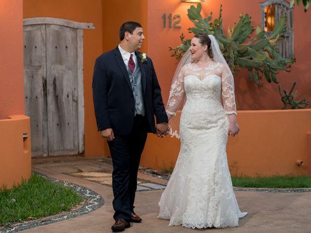 The wedding of Annylin and Elias