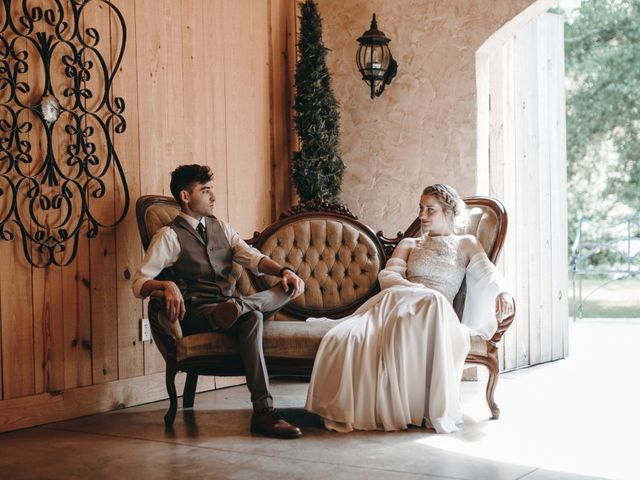 The wedding of Daniel and Hannah Scott
