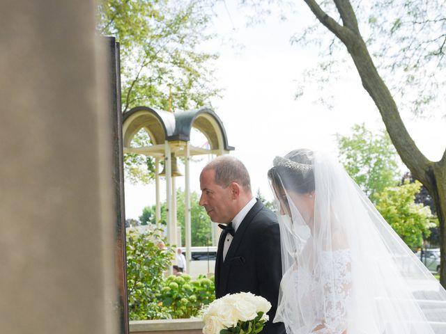 Alexander and Aleksandra's Wedding in Chicago, Illinois 13