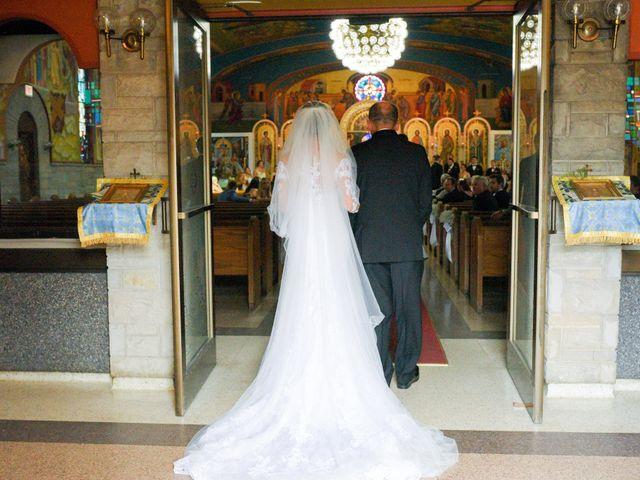 Alexander and Aleksandra's Wedding in Chicago, Illinois 15