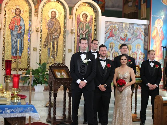 Alexander and Aleksandra's Wedding in Chicago, Illinois 17