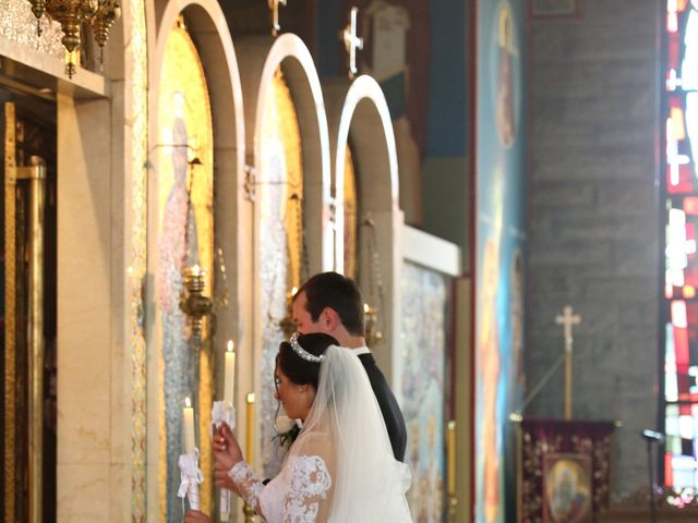 Alexander and Aleksandra's Wedding in Chicago, Illinois 18