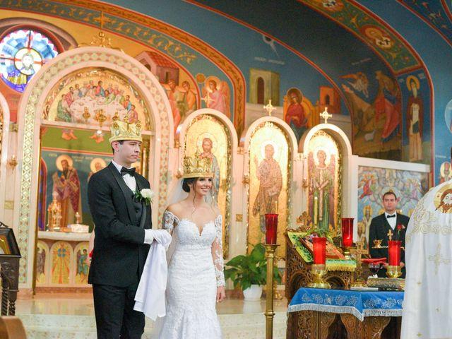 Alexander and Aleksandra's Wedding in Chicago, Illinois 24