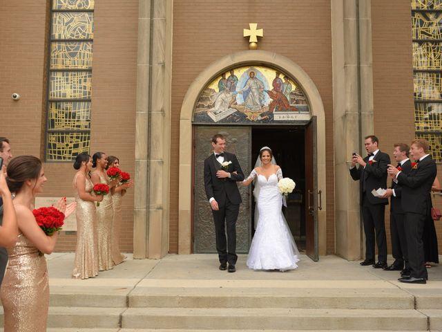 Alexander and Aleksandra's Wedding in Chicago, Illinois 26