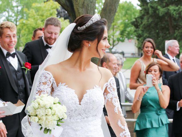 Alexander and Aleksandra's Wedding in Chicago, Illinois 27