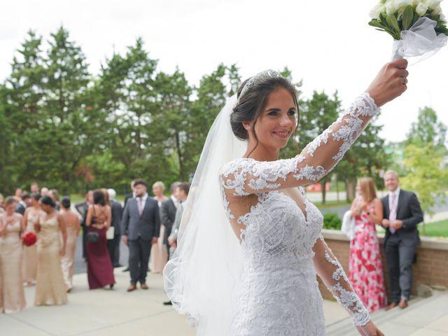 Alexander and Aleksandra's Wedding in Chicago, Illinois 28