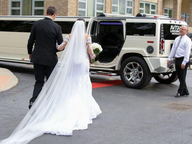 Alexander and Aleksandra's Wedding in Chicago, Illinois 30